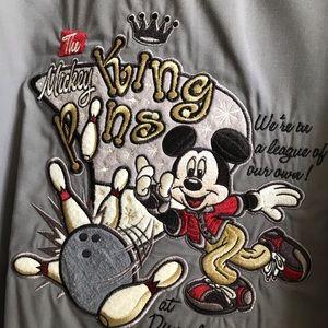 Unisex XL Mickey bowling shirt from Disneyland